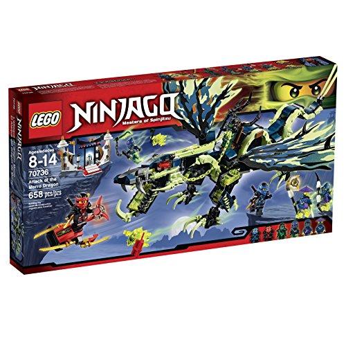 レゴ ニンジャゴー 6099840 【送料無料】LEGO Ninjago 70736 Attack of The Morro Dragon Building Kitレゴ ニンジャゴー 6099840