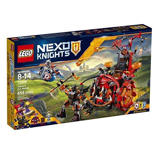 レゴ ネックスナイツ 6132510 LEGO NexoKnights Jestro's Evil Mobile 70316レゴ ネックスナイツ 6132510
