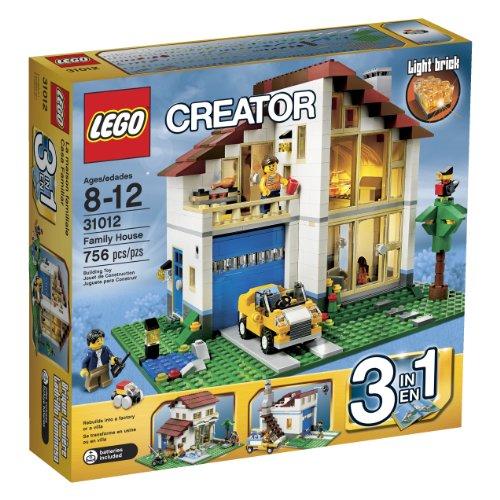レゴ クリエイター 6024466 LEGO Creator Family House (31012) (Discontinued by manufacturer)レゴ クリエイター 6024466