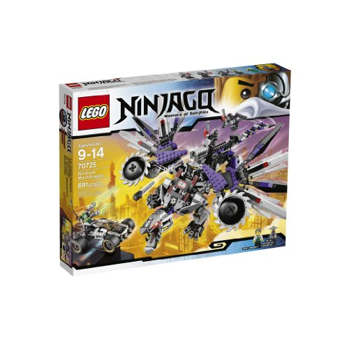 レゴ ニンジャゴー 6060929 LEGO Ninjago 70725 Nindroid Mech Dragon Toyレゴ ニンジャゴー 6060929