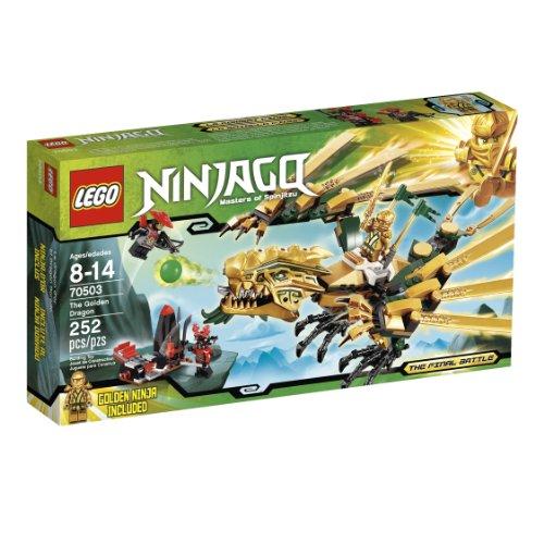 レゴ ニンジャゴー 6024738 LEGO Ninjago The Golden Dragon 70503 (Discontinued by manufacturer)レゴ ニンジャゴー 6024738