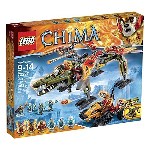 レゴ チーマ レゴ 6099912 LEGO Building Legends of Chima Chima 70227 King Crominus' Rescue Building Kitレゴ チーマ 6099912, ブランド古着 ライフ:d114e98f --- krianta.ru