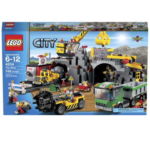 レゴ シティ 4654192 LEGO City 4204 The Mine (Discontinued by manufacturer)レゴ シティ 4654192