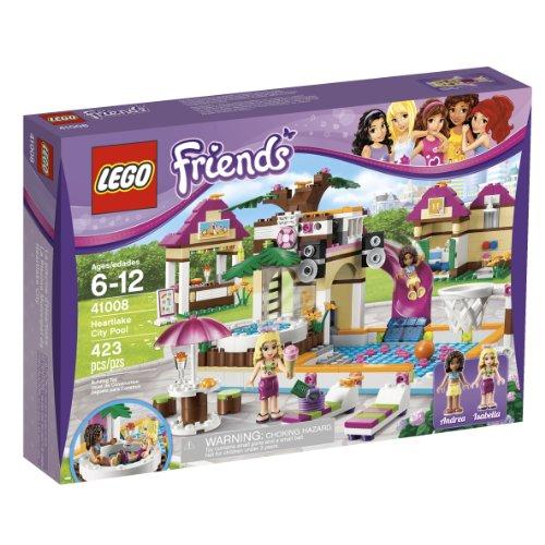 レゴ フレンズ 6024535 【送料無料】LEGO Friends Heartlake City Pool 41008レゴ フレンズ 6024535
