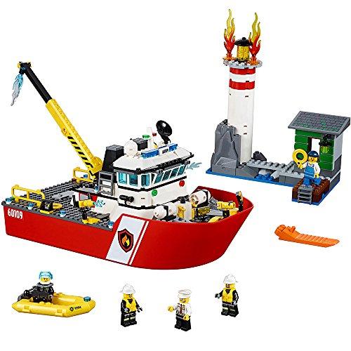 レゴ シティ 6135840 LEGO CITY Fire Boat 60109レゴ シティ 6135840