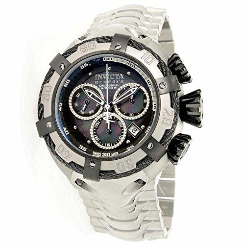 インヴィクタ インビクタ ボルト 腕時計 メンズ 21344 Invicta Men's Bolt Swiss-Quartz Watch with Stainless-Steel Strap, Silver, 15 (Model: 21344)インヴィクタ インビクタ ボルト 腕時計 メンズ 21344