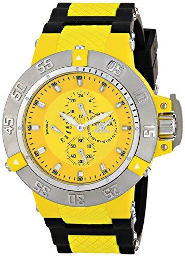 インヴィクタ インビクタ サブアクア 腕時計 メンズ 17112 【送料無料】Invicta Men's 17112 Subaqua Analog Display Japanese Quartz Black Watchインヴィクタ インビクタ サブアクア 腕時計 メンズ 17112