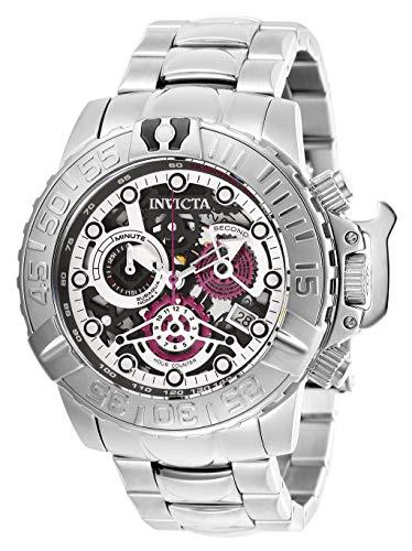 インヴィクタ インビクタ サブアクア 腕時計 メンズ 18232 Invicta Men's 18232 Subaqua Analog Display Swiss Quartz Silver Watchインヴィクタ インビクタ サブアクア 腕時計 メンズ 18232