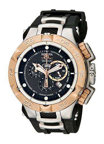 腕時計 インヴィクタ インビクタ サブアクア メンズ 12880 【送料無料】Invicta Men's 12880 Subaqua Analog Display Swiss Quartz Black Watch腕時計 インヴィクタ インビクタ サブアクア メンズ 12880
