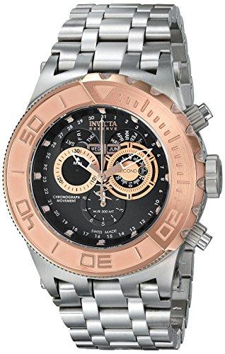 インヴィクタ インビクタ サブアクア 腕時計 メンズ 15964 Invicta Men's 15964 Subaqua Analog Display Swiss Quartz Silver Watchインヴィクタ インビクタ サブアクア 腕時計 メンズ 15964