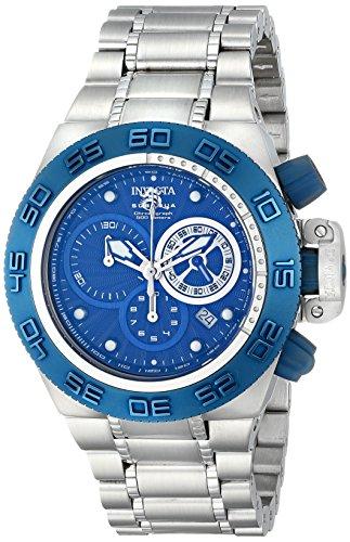 インヴィクタ インビクタ サブアクア 腕時計 メンズ 10150 【送料無料】Invicta Men's 10150 Subaqua Noma IV Chronograph Royal Blue Textured Dial Watchインヴィクタ インビクタ サブアクア 腕時計 メンズ 10150