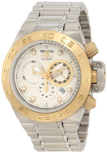 インヴィクタ インビクタ サブアクア 腕時計 メンズ 10145 Invicta Men's 10145 Subaqua Noma IV Chronograph White Textured Dial Watchインヴィクタ インビクタ サブアクア 腕時計 メンズ 10145