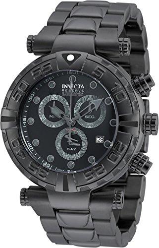 インヴィクタ インビクタ サブアクア 腕時計 メンズ 21525 【送料無料】Invicta Reserve 47mm Subaqua Noma I Limited Edition Swiss Made Quartz Chronograph Bracelet Watch (21525)インヴィクタ インビクタ サブアクア 腕時計 メンズ 21525