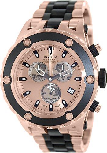 腕時計 インヴィクタ インビクタ サブアクア メンズ 80513 【送料無料】Invicta 80513 Men's Subaqua Chronograph Rose Gold Dial Two Tone Steel Dive Watch腕時計 インヴィクタ インビクタ サブアクア メンズ 80513