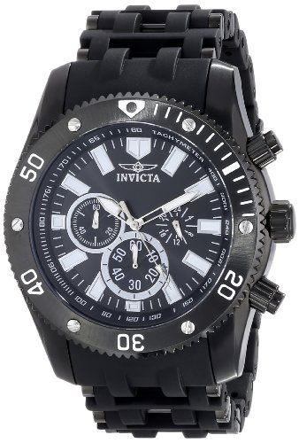 インヴィクタ インビクタ シースパイダー 腕時計 メンズ 14862 【送料無料】Invicta Men's 14862 Sea Spider Analog Japanese-Quartz Black Watchインヴィクタ インビクタ シースパイダー 腕時計 メンズ 14862