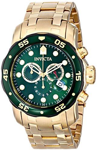 インヴィクタ インビクタ プロダイバー 腕時計 メンズ 80072 Invicta Men's 80072 Pro Diver Analog Display Swiss Quartz Gold Watchインヴィクタ インビクタ プロダイバー 腕時計 メンズ 80072