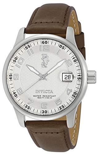 インヴィクタ インビクタ フォース 腕時計 メンズ 12825 【送料無料】Invicta Men's 12825 I-Force Beige Dial Brown Leather Watchインヴィクタ インビクタ フォース 腕時計 メンズ 12825
