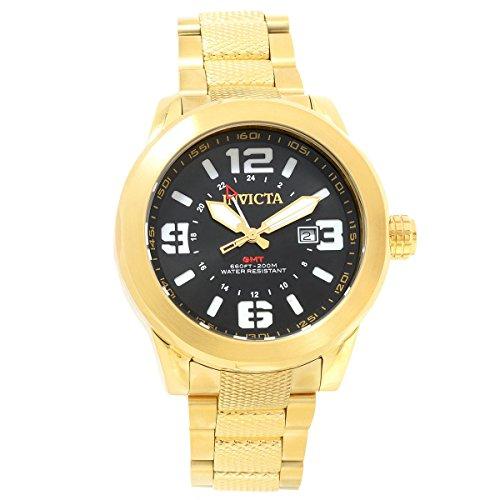 インヴィクタ インビクタ フォース 腕時計 メンズ 90276 Invicta Men's 'Coalition Forces' Quartz Stainless Steel Casual Watch, Color:Gold-Toned (Model: 90276)インヴィクタ インビクタ フォース 腕時計 メンズ 90276