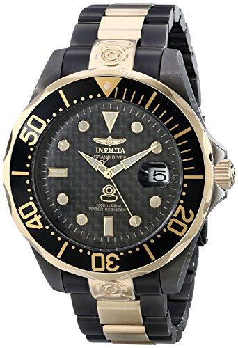 インヴィクタ インビクタ プロダイバー 腕時計 メンズ 15846 【送料無料】Invicta Men's 15846 Pro Diver Analog Display Japanese Automatic Two Tone Watchインヴィクタ インビクタ プロダイバー 腕時計 メンズ 15846