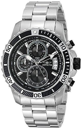 インヴィクタ インビクタ プロダイバー 腕時計 メンズ 22412 【送料無料】Invicta Men's Pro Diver Quartz Watch with Stainless-Steel Strap, Silver, 22 (Model: 22412)インヴィクタ インビクタ プロダイバー 腕時計 メンズ 22412