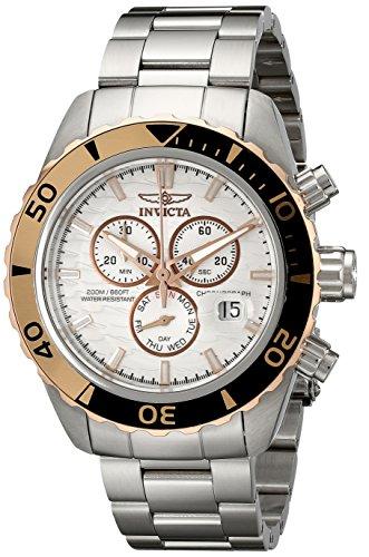 インヴィクタ インビクタ プロダイバー 腕時計 メンズ 12859 【送料無料】Invicta Men's 12859 Pro Diver Analog Display Swiss Quartz Silver Watchインヴィクタ インビクタ プロダイバー 腕時計 メンズ 12859