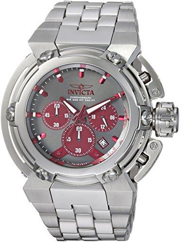 インヴィクタ インビクタ フォース 腕時計 メンズ 22426 【送料無料】Invicta Men's Coalition Forces Analog-Quartz Watch with Stainless-Steel Strap, Silver, 18 (Model: 22426)インヴィクタ インビクタ フォース 腕時計 メンズ 22426