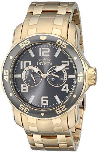 インヴィクタ インビクタ プロダイバー プロダイバー 腕時計 メンズ 17499 腕時計 Invicta 17499 Men's 17499 Pro Diver Analog Display Japanese Quartz Gold Watchインヴィクタ インビクタ プロダイバー 腕時計 メンズ 17499, オオクワムラ:e0918b3f --- finfoundation.org