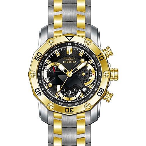 インヴィクタ インビクタ プロダイバー 腕時計 メンズ 22768 【送料無料】Invicta Men's Pro Diver Quartz Watch with Stainless-Steel Strap, Two Tone, 0.9 (Model: 22768)インヴィクタ インビクタ プロダイバー 腕時計 メンズ 22768