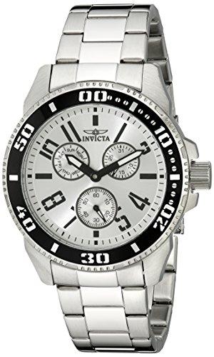 インヴィクタ インビクタ プロダイバー 腕時計 メンズ 16979 Invicta Men's 16979 Pro Diver Analog Display Japanese Quartz Silver Watchインヴィクタ インビクタ プロダイバー 腕時計 メンズ 16979