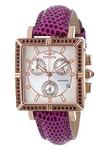 インヴィクタ インビクタ 腕時計 レディース 10336 Invicta 10336 Women's Wildflower Classique Quartz Crystal Accented Purple Watch w/ 7-Piece Leather Strap Setインヴィクタ インビクタ 腕時計 レディース 10336