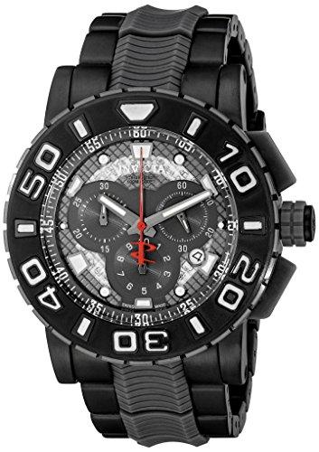 腕時計 インヴィクタ インビクタ リザーブ メンズ 6315 【送料無料】Invicta Men's 6315 Reserve Collection Chronograph Polyurethane and Stainless Steel Watch腕時計 インヴィクタ インビクタ リザーブ メンズ 6315