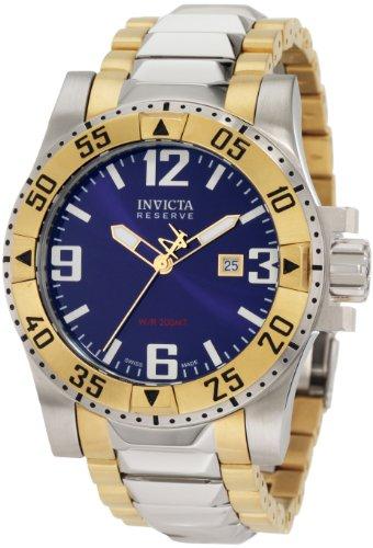 """インヴィクタ インビクタ リザーブ 腕時計 メンズ 6251 【送料無料】Invicta Men""""s 6251 Reserve Two Tone Stainless Steel Watchインヴィクタ インビクタ リザーブ 腕時計 メンズ 6251"""