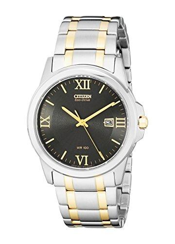 シチズン 逆輸入 海外モデル 海外限定 アメリカ直輸入 BM7264-51E 【送料無料】Citizen Men's BM7264-51E Eco-Drive Two-Tone Watchシチズン 逆輸入 海外モデル 海外限定 アメリカ直輸入 BM7264-51E