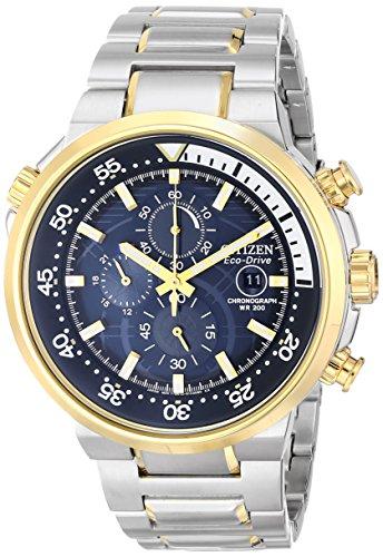 シチズン 逆輸入 海外モデル 海外限定 アメリカ直輸入 CA0444-50L Citizen Men's Eco-Drive Chronograph Watch with Date, CA0444-50Lシチズン 逆輸入 海外モデル 海外限定 アメリカ直輸入 CA0444-50L