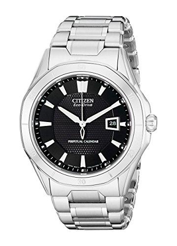 シチズン 逆輸入 海外モデル 海外限定 アメリカ直輸入 BL1270-58E 【送料無料】Citizen Men's Eco-Drive Signature Perpetual Calendar Watch with Date, BL1270-58Eシチズン 逆輸入 海外モデル 海外限定 アメリカ直輸入 BL1270-58E