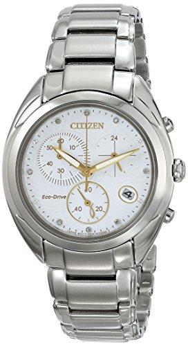 腕時計 シチズン 逆輸入 海外モデル 海外 FB1390-53A 【】Citizen Eco-Drive Women's FB1390-53A Celestial Analog Display Silver Watch腕時計 シチズン 逆輸入 海外モデル 海外 FB1390-53A:angelica