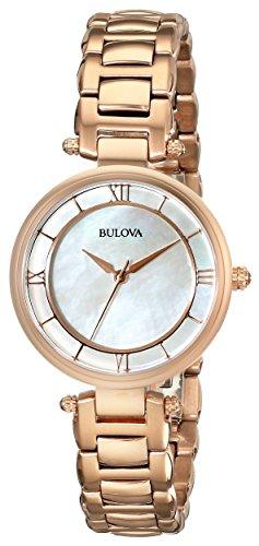 ブローバ 腕時計 レディース 97L124 【送料無料】Bulova Women's 97L124 Stainless Steel Bracelet Watchブローバ 腕時計 レディース 97L124