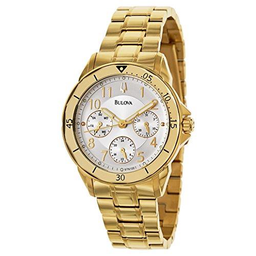 腕時計 ブローバ レディース 【送料無料】Bulova Bracelet Women's Quartz Watch 97N109腕時計 ブローバ レディース