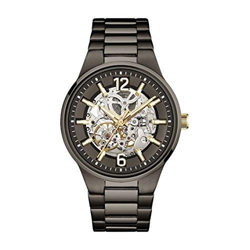 ブローバ 腕時計 メンズ 45A137 Caravelle New York Men's Stainless Steel Watch, Color:Grey (Model: 45A137)ブローバ 腕時計 メンズ 45A137