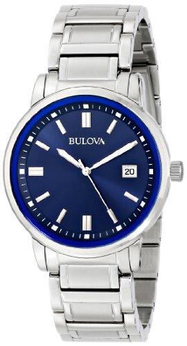 ブローバ 腕時計 メンズ 96B160 Bulova Men's 96B160 Highbridge Stainless Steel Watchブローバ 腕時計 メンズ 96B160