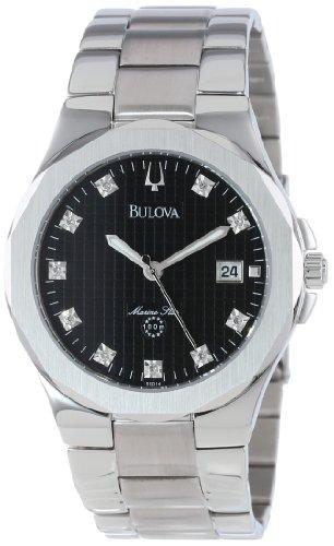 ブローバ 腕時計 メンズ 96D14 【送料無料】Bulova Men's 96D14 Marine Star Watchブローバ 腕時計 メンズ 96D14