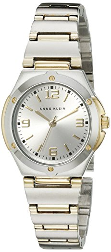 アンクライン 腕時計 レディース 10/8655SVTT Anne Klein Women's 108655SVTT Two Tone Round Dress Watchアンクライン 腕時計 レディース 10/8655SVTT