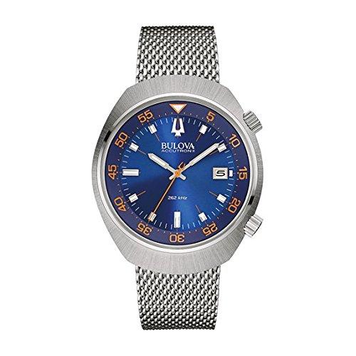 ブローバ 腕時計 メンズ 96B232 Bulova Accutron II - 96B232 Mesh Bracelet Watchブローバ 腕時計 メンズ 96B232