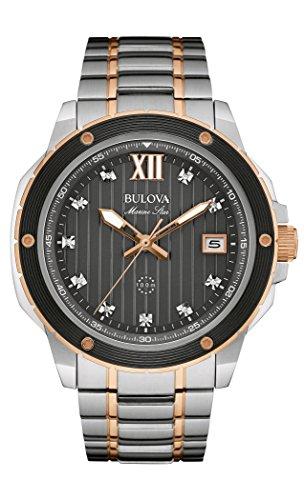 ブローバ 腕時計 メンズ 98D127 【送料無料】Bulova Men's Quartz Stainless Steel Dress Watch (Model: 98D127)ブローバ 腕時計 メンズ 98D127