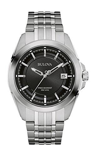 """ブローバ 腕時計 メンズ 96B252 【送料無料】Bulova Men""""s Quartz Stainless Steel Dress Watch (Model: 96B252)ブローバ 腕時計 メンズ 96B252"""