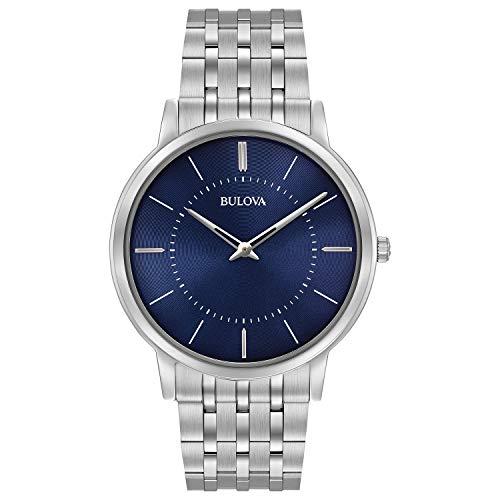ブローバ 腕時計 メンズ 96A188 【送料無料】Bulova Men's Quartz Stainless Steel Dress Watch, Color:Silver-Toned (Model: 96A188)ブローバ 腕時計 メンズ 96A188