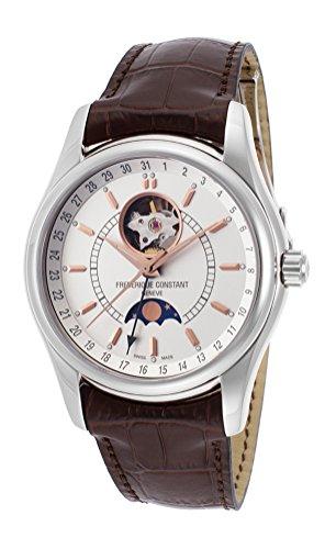 フレデリックコンスタント フレデリック・コンスタント 腕時計 メンズ FC-335V6B6 【送料無料】Frederique Constant Index Moontimer Automatic Mens Watch 335V6B6フレデリックコンスタント フレデリック・コンスタント 腕時計 メンズ FC-335V6B6