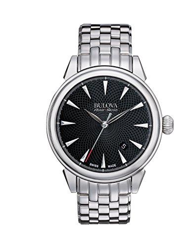 ブローバ 腕時計 メンズ 63B174 Bulova Accu Swiss 63B174