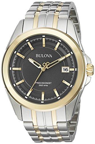 ブローバ 腕時計 メンズ 98B273 【送料無料】Bulova Men's Quartz Stainless Steel Dress Watch (Model: 98B273)ブローバ 腕時計 メンズ 98B273
