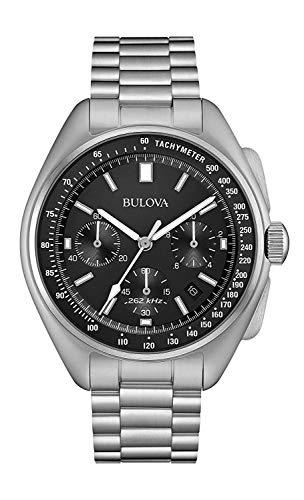 ブローバ 腕時計 メンズ 96B258 【送料無料】Bulova Men's Lunar Pilot Chronograph Watch 96B258ブローバ 腕時計 メンズ 96B258